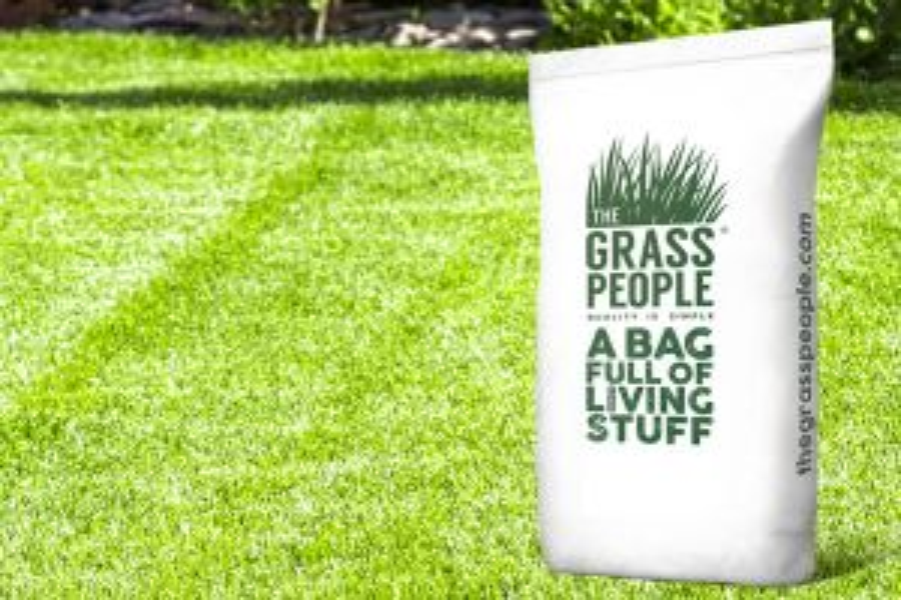 IMPRESS: Clay Master Lawn Seed