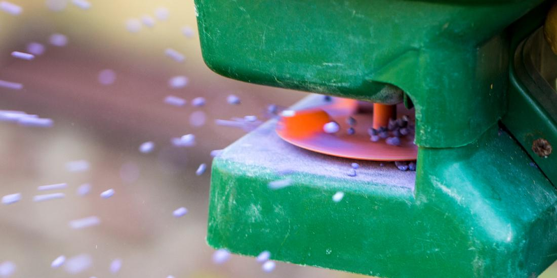 How to use fertiliser effectively