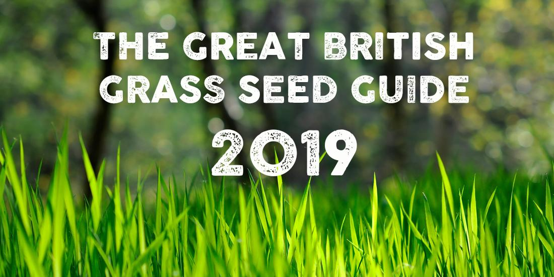 The Great British Grass Seed Guide 2019