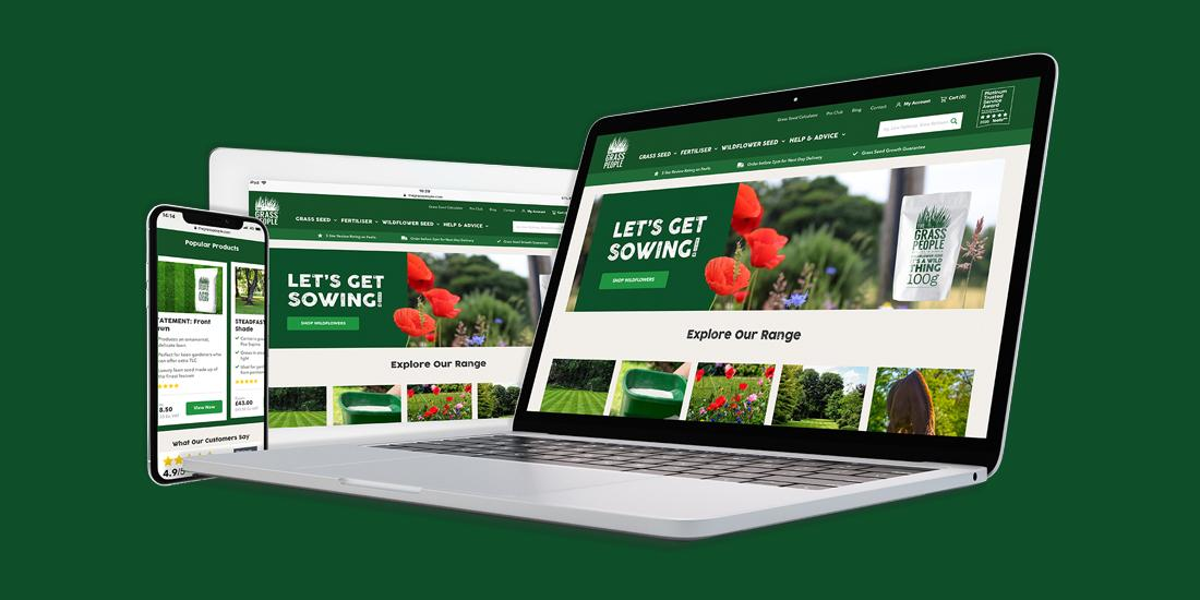 Why buy from an online grass seed shop?