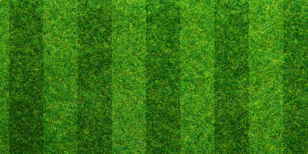 How to get stripes in my lawn?