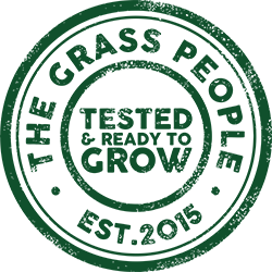 The Grass People Quality Stamp