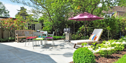 Kick back, relax and enjoy summer in your garden!