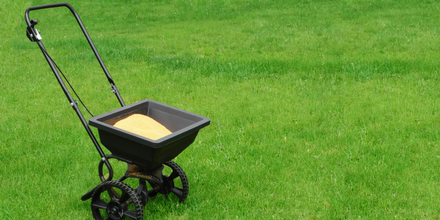 4 Step Lawn Fertiliser Guide for Spring
