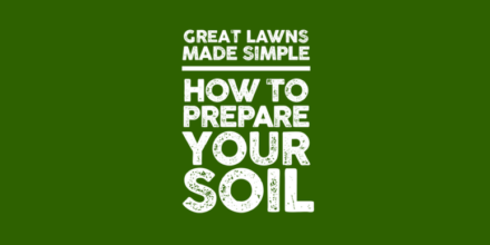 Great Lawns Made Simple: How To Prepare Your Soil as a Seedbed
