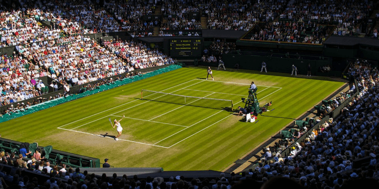 Wimbledon 2018: keeping the grass pristine in the summer sun