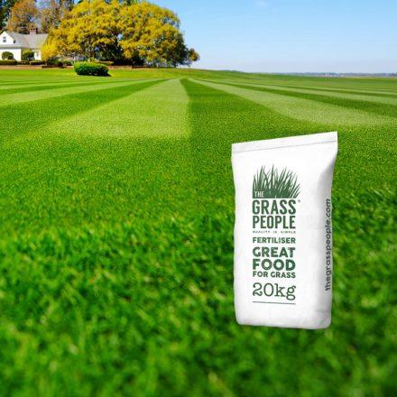 Slow release fertiliser